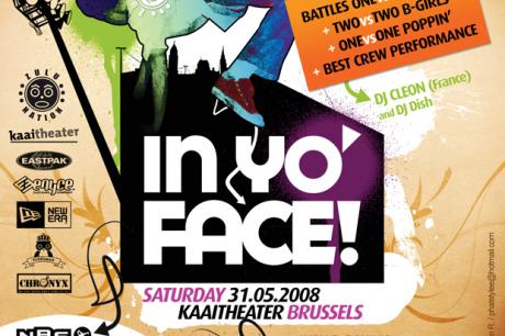 In Yo' Face 2008