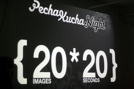 Pecha Kucha Evening