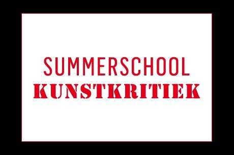 Summerschool Kunstkritiek