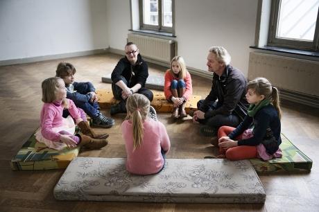 Kunstendag voor Kinderen: Joos Vollebregt en de jonge filosofen (4 tot 9 jaar)