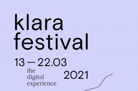 Le coup d'envoi du Klarafestival 2021 se deroule au Kaaitheater