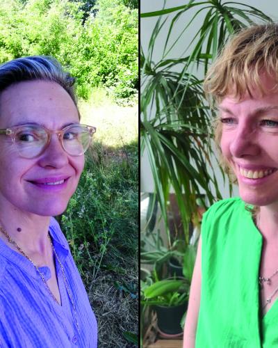Duo Agnes Quackels en Barbara Van Lindt neemt algemene en artistieke coördinatie Kaaitheater op