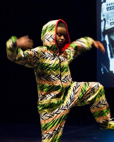 Lees meer - 'A world tour of urban dance in ten cities'