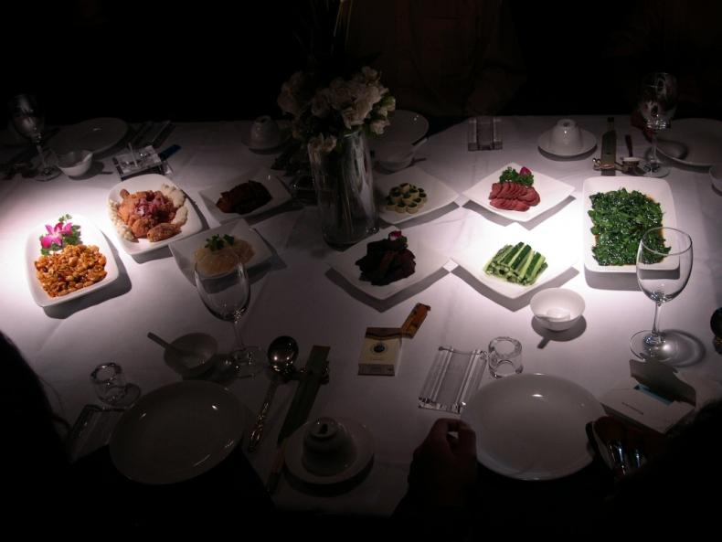 Spoken Dinner