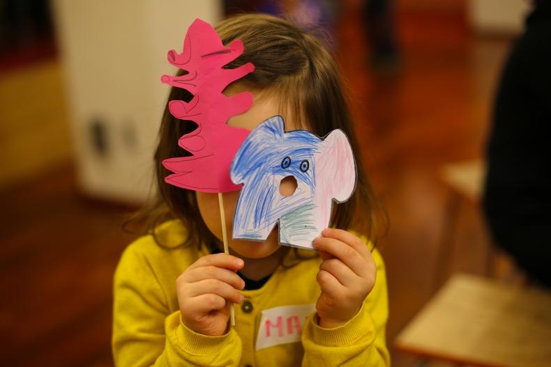 Kunstendag voor Kinderen: Mythologische monsters (4 tot 12 jaar)