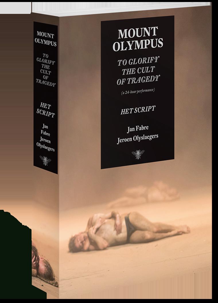 Boekpresentatie: Mount Olympus – het script