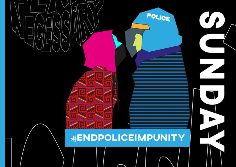 By any beats necessary: stop police impunity
